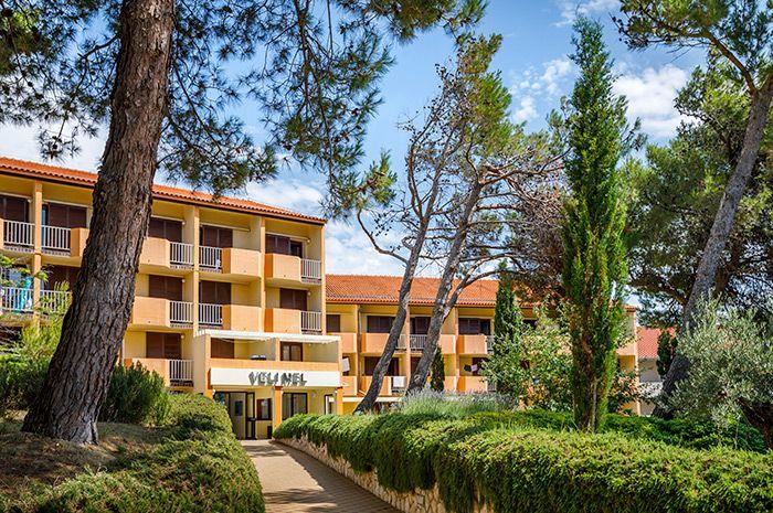 Hotely, Lopar, Ostrov Rab - HOTELS LOPAR SAN MARINO - VELI MEL