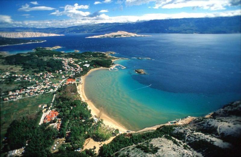 Hotely Ostrov Rab - HOTELS LOPAR SAN MARINO - VELI MEL