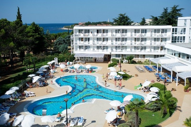 Hotely, Novigrad, Novigrad - AMINESS LAGUNA HOTEL
