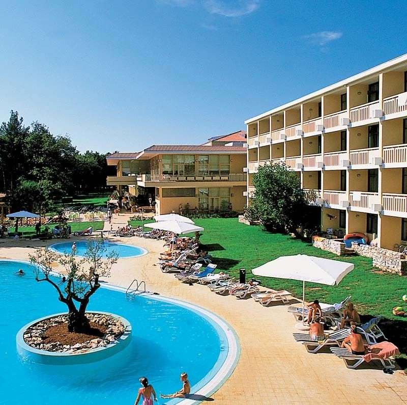 Hotels Umag and surroundings - ALL INCLUSIVE HOTEL SOL AURORA