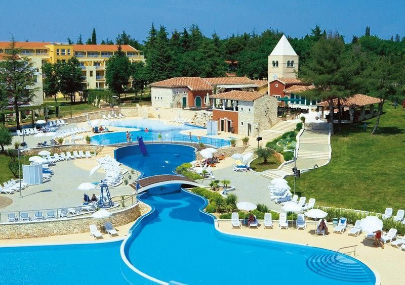 Hotels Umag and surroundings - HOTEL SOL GARDEN ISTRA