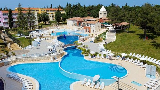 Resorts Umag and surroundings - VILLAGE SOL GARDEN ISTRA