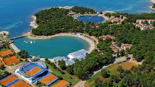 Resorts Umag and surroundings - APARTMENTS SOL AMFORA