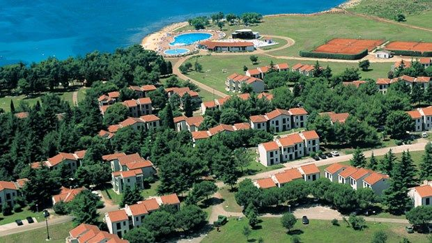 Resorts Umag and surroundings - APARTMENTS SOL POLYNESIA
