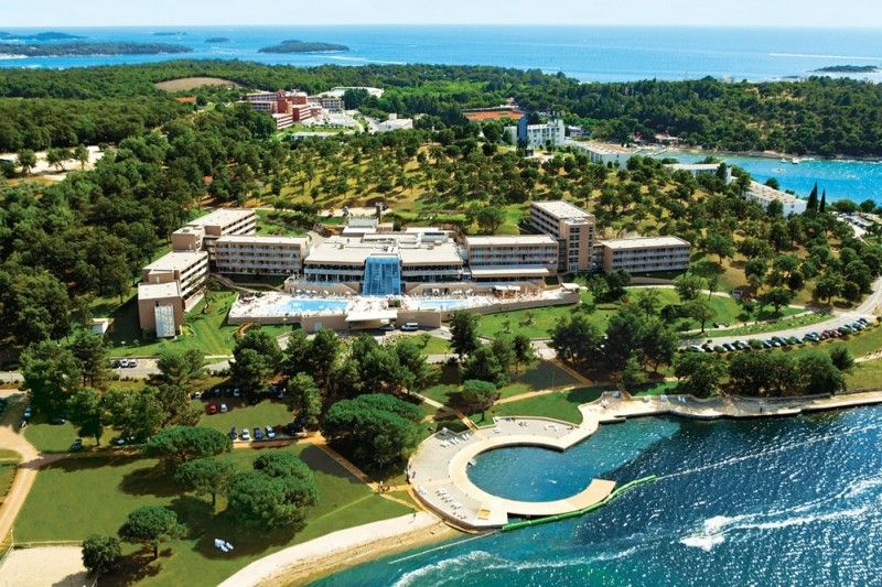 Hotely, Poreč, Poreč region - HOTEL LAGUNA MOLINDRIO