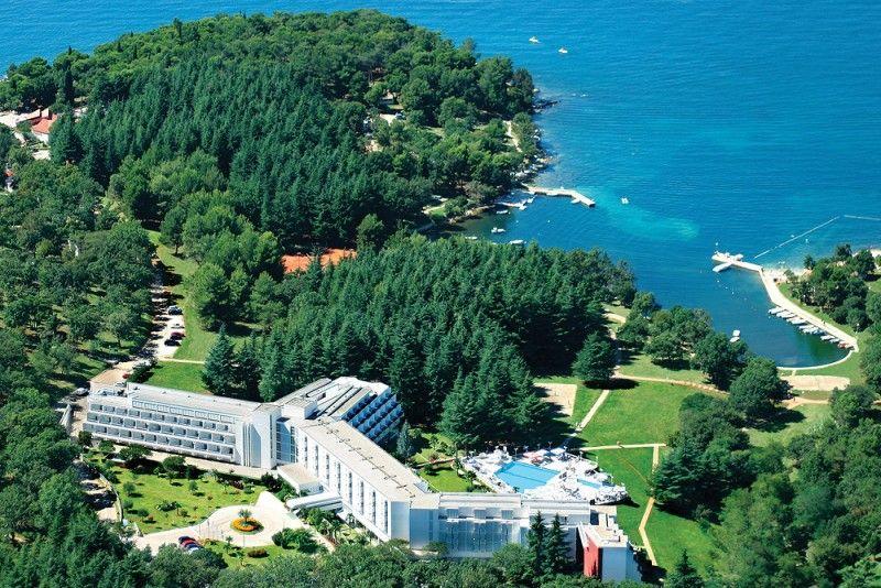 Hotels, Poreč, Poreč region - HOTEL LAGUNA MEDITERAN
