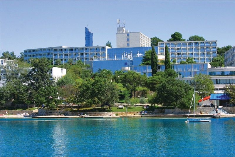 Hotely, Poreč, Poreč region - HOTEL LAGUNA GRAN VISTA