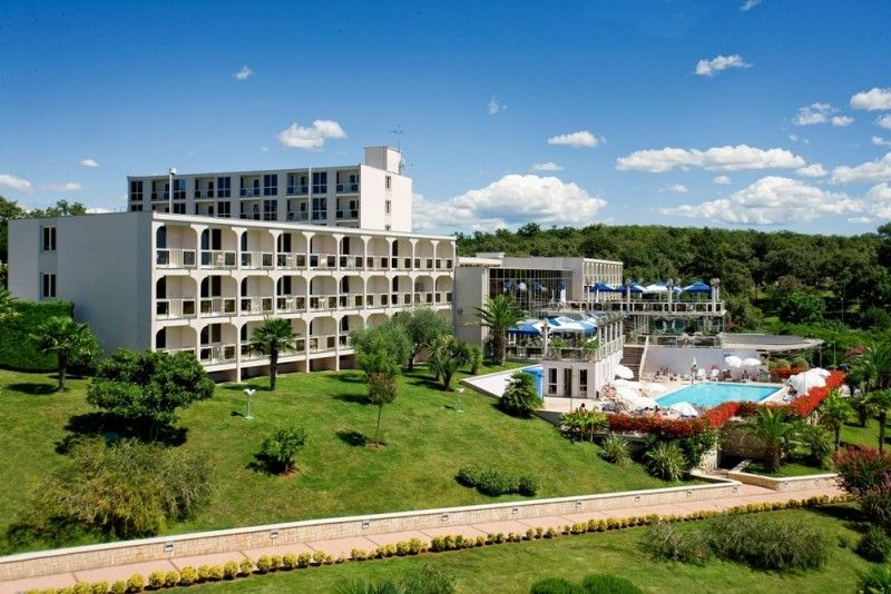 Hotely, Poreč mesto, Poreč region - HOTEL LAGUNA ISTRA