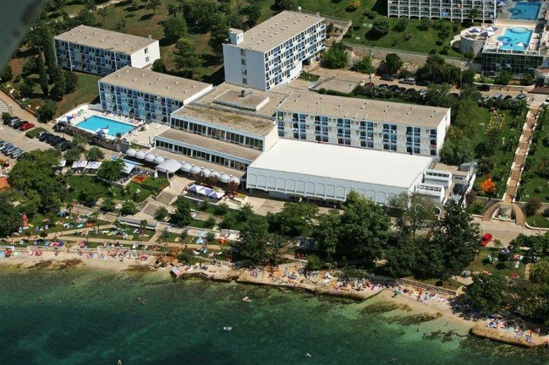 Hotels, Poreč Town, Poreč region - HOTEL LAGUNA PLAVI