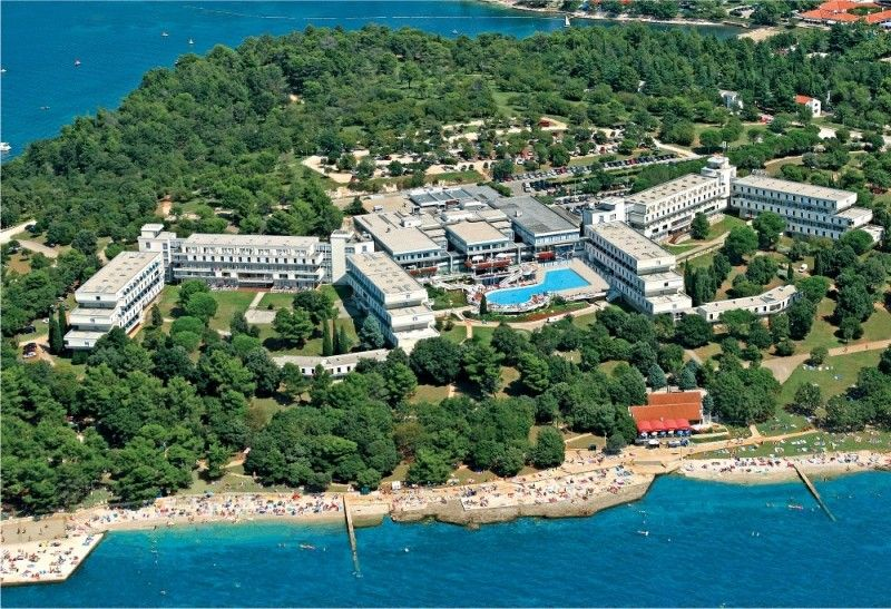 Hotely, Poreč, Poreč region - HOTEL DELFIN