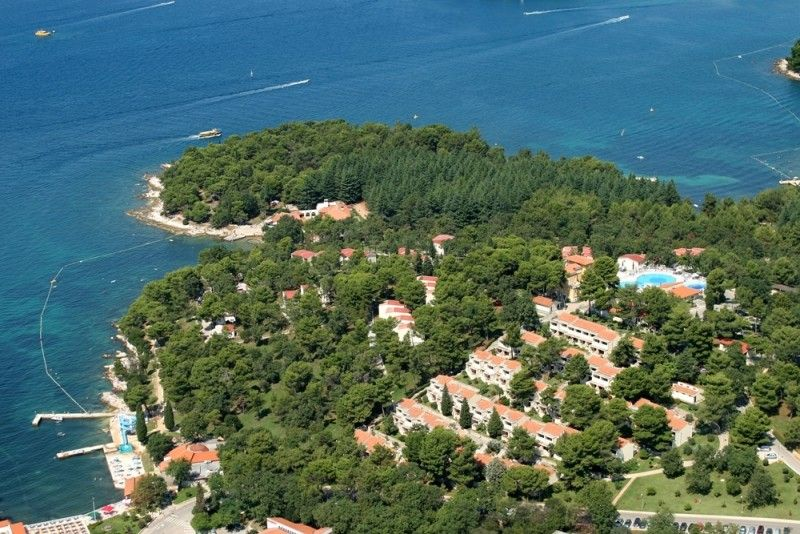 Resorts Poreč region - APARTMENTS LAGUNA BELLEVUE