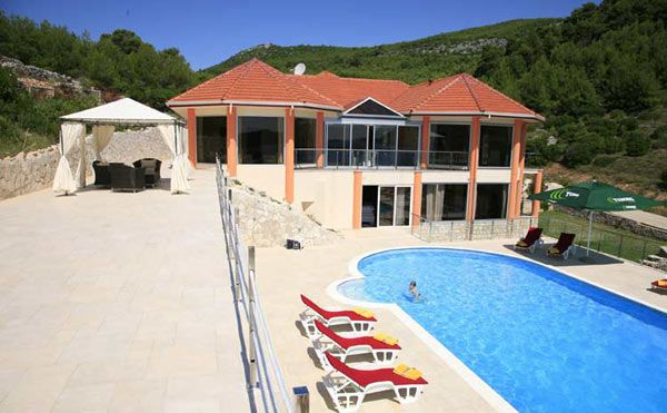 Holiday Homes, Vela Luka, Island of Korčula - EXCLUSIVE VILLA KORČULA