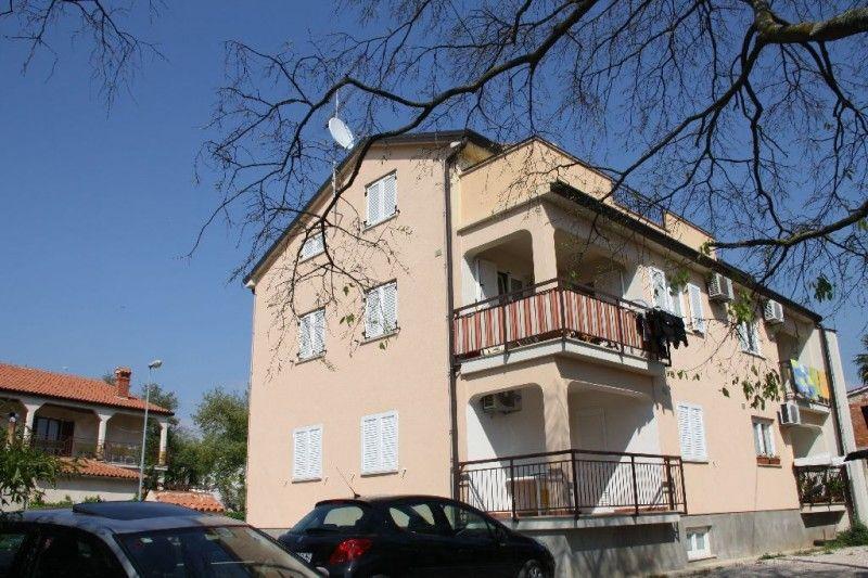 Apartmány Poreč region - Apartmán ID 0724