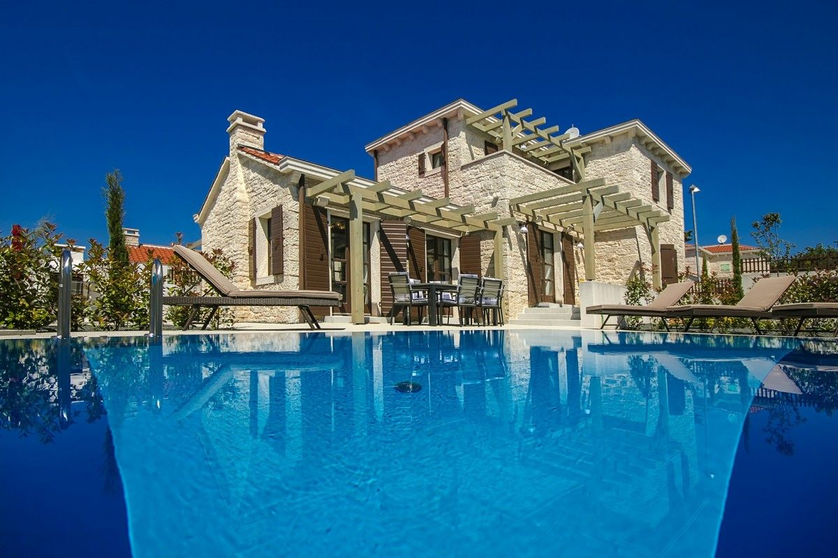 Holiday Homes, Ližnjan, Pula & south Istria - VILLA ZANELLI