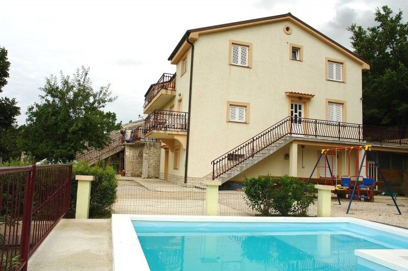 Apartments, Kostelj, Crikvenica and surroundings - Apartment ID 0835