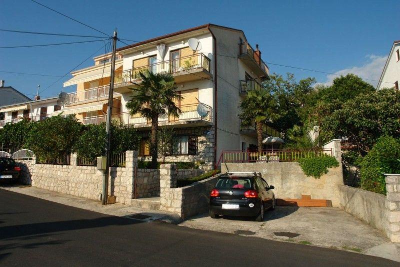 Apartmány Crikvenica a okolie - Apartmán ID 0844