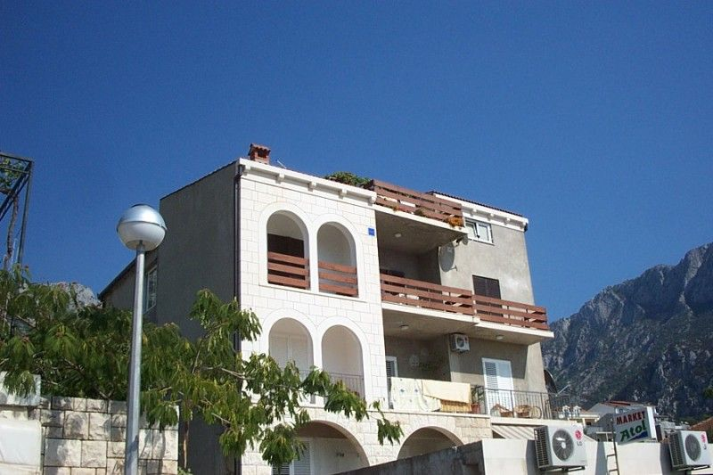 Apartments Makarska Riviera - Apartment ID 0860