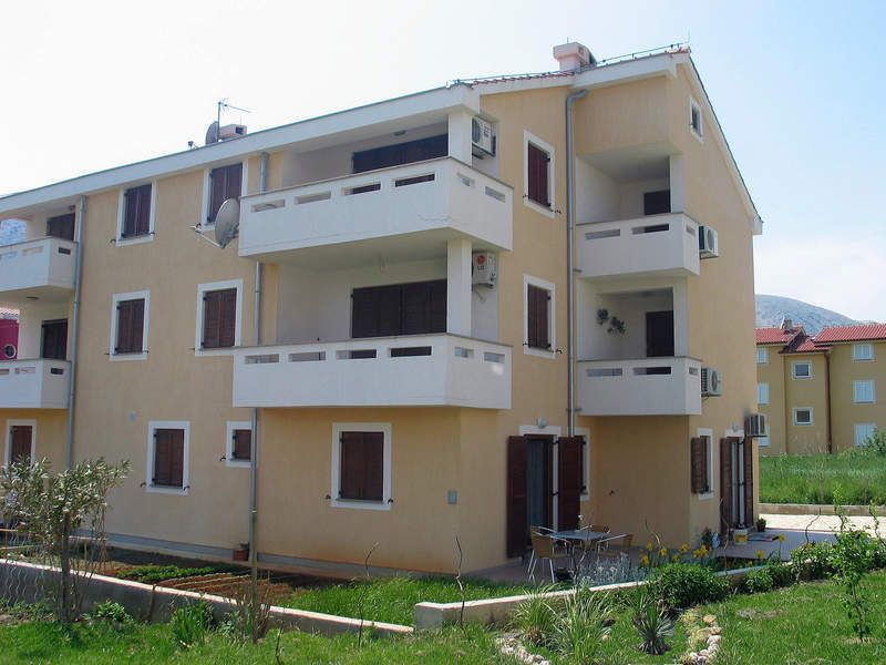 Apartments, Baška, Island of Krk - Apartment ID 0096