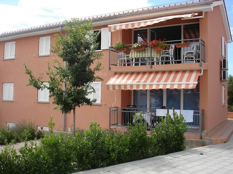 Apartments, Krk, Island of Krk - Apartment ID 0960