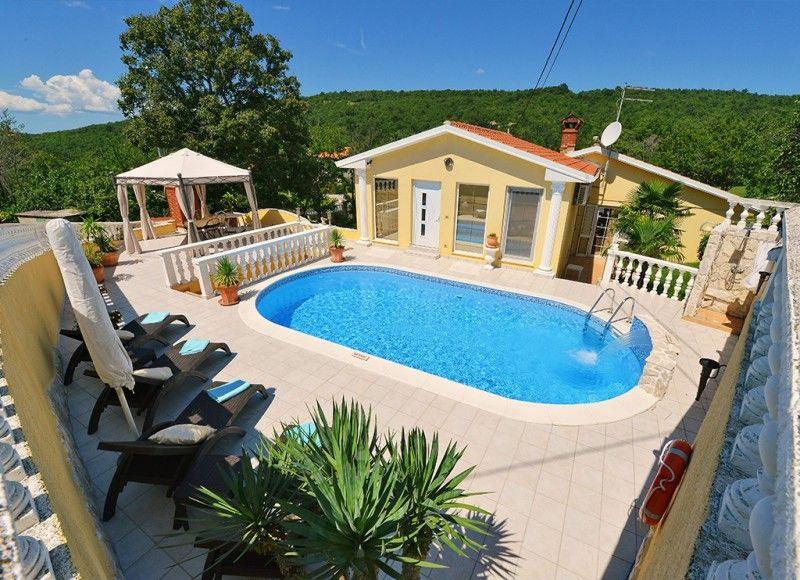 Holiday Homes, Ripenda, Rabac & Labin - Holiday Home ID 0968