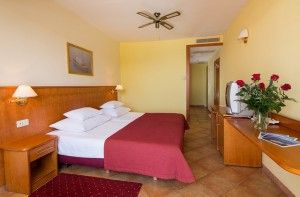 Family rooms (two double rooms connected) - Premium 4*