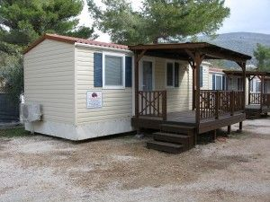 Mobile home for 4-6 persons - classic 24 m2