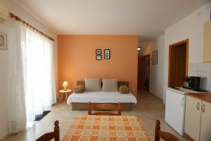 Apartment for 2-4 persons