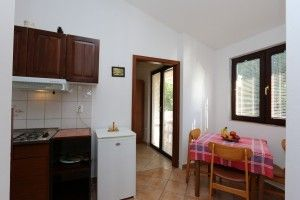 Apartment for 2-3 persons