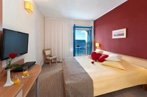 Romantic Double Room - seaview