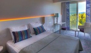 Double room, sea side, balcony