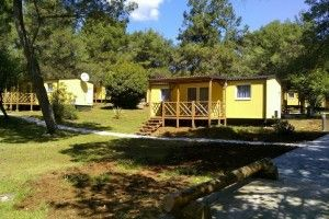 Mobile home for 4-6 persons - VANGA 32m2