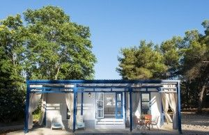 Mobile home for 6 persons MEDITERANO / 2 bedrooms - 35m2
