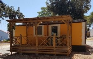 Mobile home for 6 persons - 32 m2