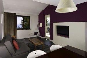 Jednosaban apartman za 4 osobe sa pogledom na more