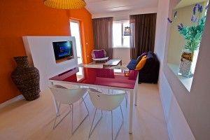 1- spálňový apartmán Premium
