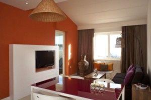 1- spálňový apartmán Premium morská strana