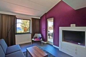2- spálňový apartmán Premium morská strana