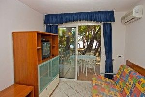 Two bedroom apartment sea side