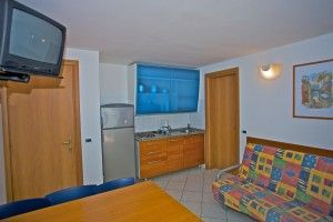 Superior two bedroom apartment with spacious balcony