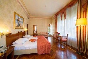 Superior soba s bračnim krevetom - morska strana