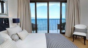 Dvojlôžková izba Deluxe s výhľadom na more