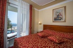 Standard double room - seaview