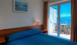 Double room, sea view, balcony