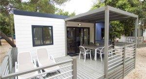 Mobilný dom pre 6 osôb/3 spálne - ARIA 34m2