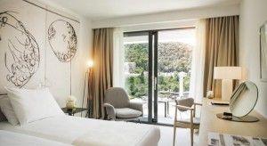 Dvojlôžková izba, DELUXE, balkón s výhľadom na more