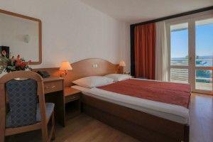 Dvokrevetna soba, morska strana, balkon