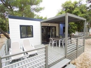 Mobilna kućica za 6 osoba/3 sobe - ARIA 34m2