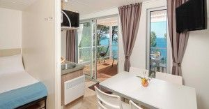 Mobile home for 4-5 persons Premium Vista Mare