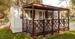 Mobile home for 4-5 persons, Standard 24m2