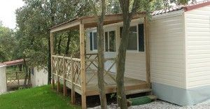 Mobile home for 4-5 persons Comfort